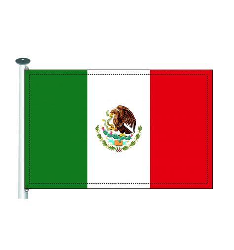Bandera Mexico exterior