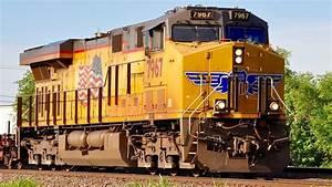 Diesel Trains Galore Highlight Reel