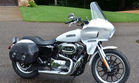 Harley Davidson Sportster Fairing by Harley Davidson Sportster With Fairing Wedge Fairing