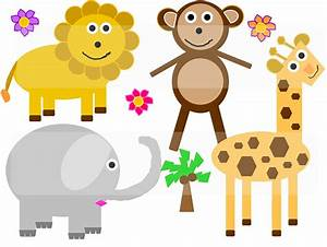 Cartoon Jungle Animal Pictures - ClipArt Best