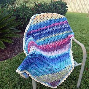 Layer Cake Diagonal Granny Blanket