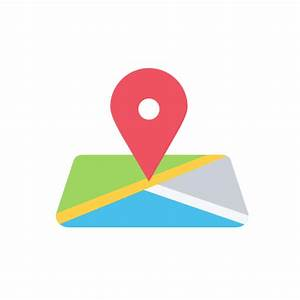 Location, Maps, Navigation, Pin, Place, Icon