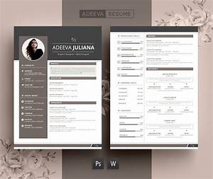 Modern Resume Template Julianna Resume Templates