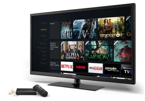 amazon launches fire tv  uk germany digital tv europe