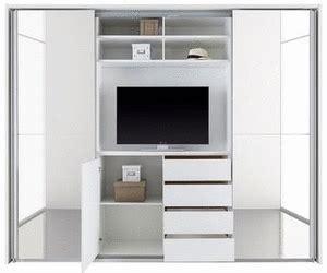 kleiderschrank mit tv fach kleiderschrank mit fernsehfach wohnideen