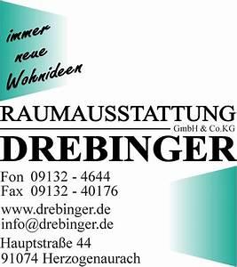 Möbel Fischer Herzogenaurach : bilder und fotos zu drebinger gmbh co kg raumausstattung in herzogenaurach hauptstr ~ Eleganceandgraceweddings.com Haus und Dekorationen