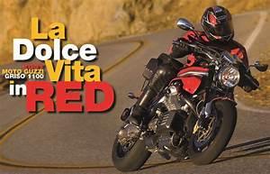 2007 Moto Guzzi Griso 1100 Road Test | Rider Magazine