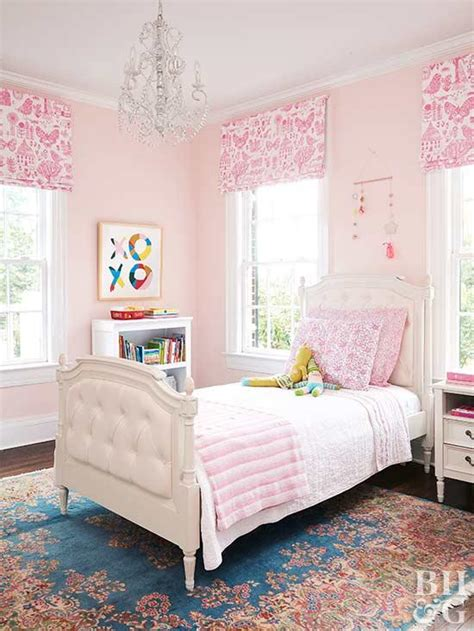 Bedroom Designs Color Pink by Kid S Bedroom Ideas For Better Homes Gardens