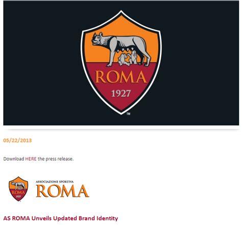 Brand Roma™ New Logo Unveiled  Chiesa Di Totti