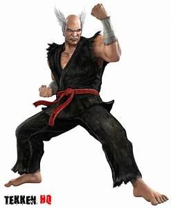 Heihachi Mishima | Tekken Headquarter