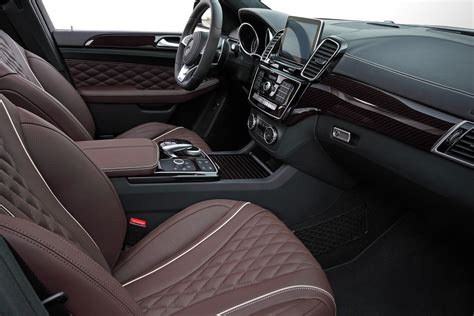 They'll arrive at dealerships in the u.s. Mercedes-Benz GLE Coupe 6.3 S INFERNO Interior / TopCar