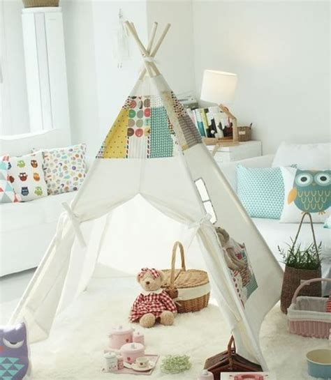 Tipi Zelt Kinderzimmer Dawanda kinder tipi zelt spielhaus kinderspielzelt forbabies
