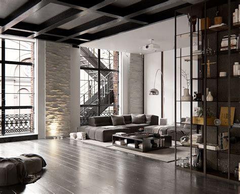2 chic and cozy cosmopolitan lofts industrial spaces