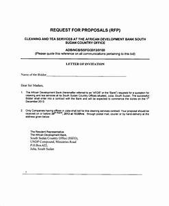 5 sample cleaning proposal letters sample templates for Sample proposal letter for cleaning services
