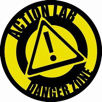 Danger Zone Action Lab Comics Graphics Super