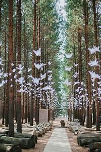 Charming Forest Wedding by Carolien & Ben SouthBound Bride