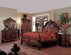 Queen Size Elegant Bedroom Pictures : Into The Glass