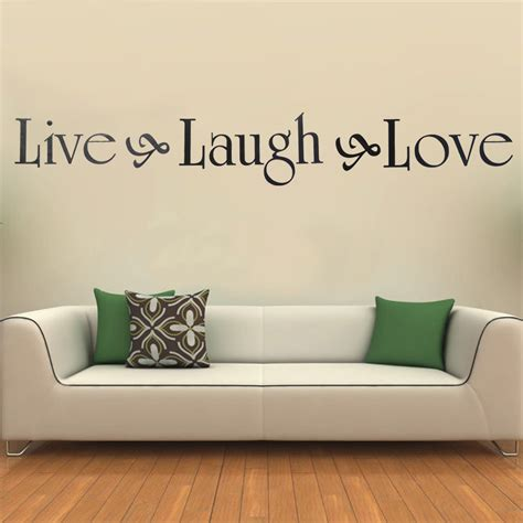 diy fashion vinyl art quote words wall stickers home decal