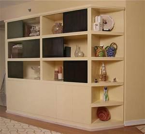Bookshelf: astonishing modern bookcase with doors Modern ...
