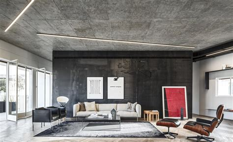 axelrod renovates  bauhaus style loft  tel aviv