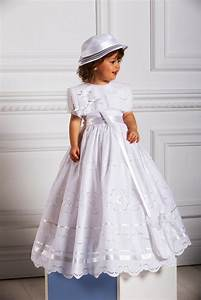 robe de bapteme 12087 With robe bapteme 2 ans