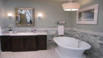 blue and brown bathroom decor paint colors with grey tile bathroom gray paint color schemes