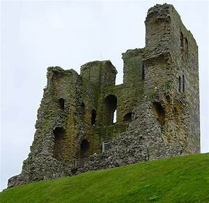 Image: The Keep, Scarborough Castle  Keep