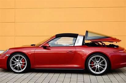 Porsche Magazin Targa