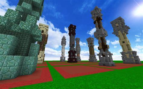 pillar world creation