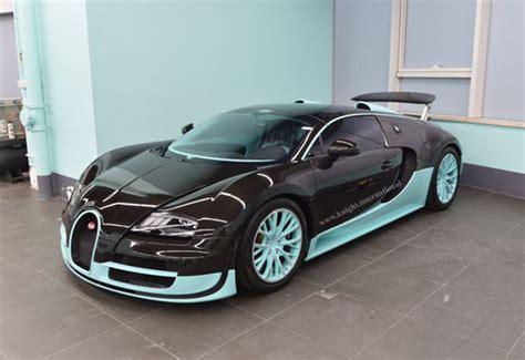 Tiffany & Co. Bugatti Veyron, 1 Of 1