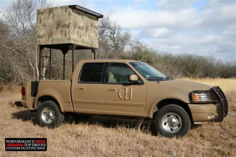 toyota hunting truck toyota hunting high racks autos post