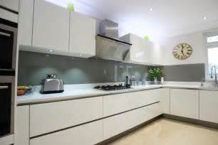 l shaped kitchen designs with island high gloss white acrylic kitchens