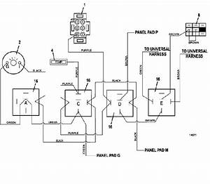 725dt6 2015 Wiring Diagram  High Temp