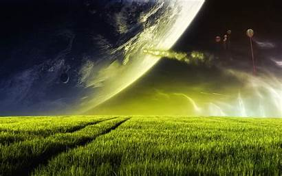Planet Alien Wallpapers