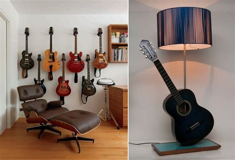Musicthemed Home Decor Ideas For Avid Music Lovers