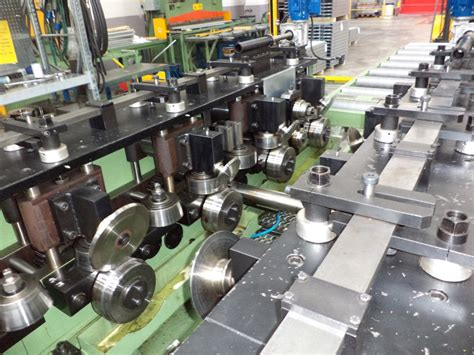duplex rollformers roll forming equipment floreani