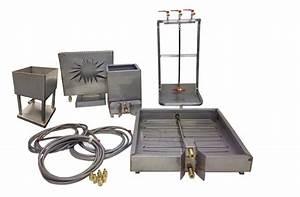 MARSDEN Complete LPG Fire Training Simulator Kit 2 ...