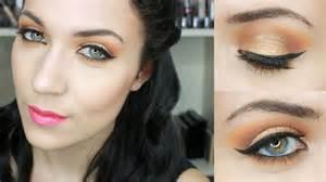 Le Maquillage by Maquillage Bronze Orange Parfait Pour Les Yeux Bleus