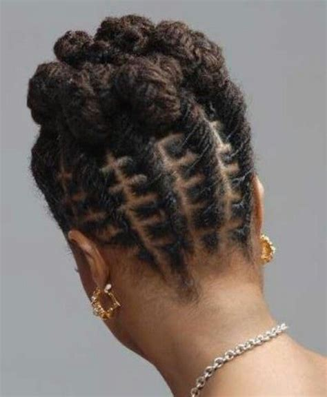 Updo Hairstyles For Dreads by Awesome Updo Beautiful Dreads Locs Hair Styles