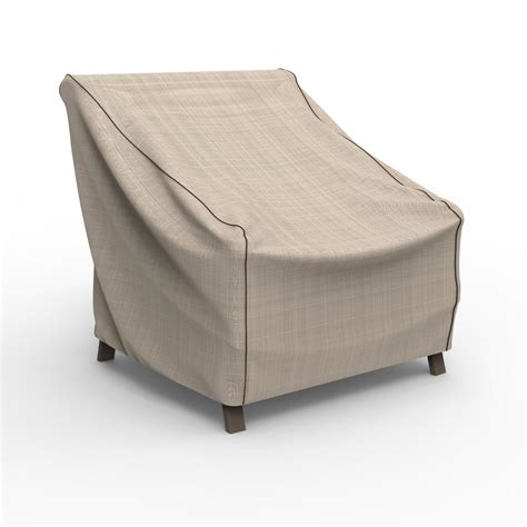 Patio Furniture Covers by Budge Garden Large Patio Chair Covers P1w02pm1