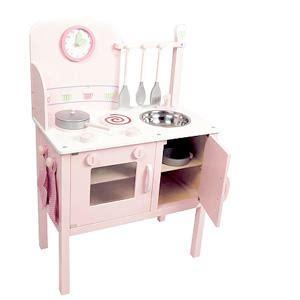 cocina cupcakes los juguetes de madera estan de moda