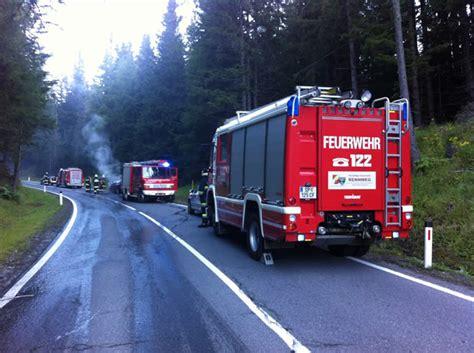 Pkwbrand, B99 Katschberg Straße  Freiwillige Feuerwehr