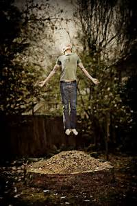 *Floating in Photoshop! How to levitate in a photo ...