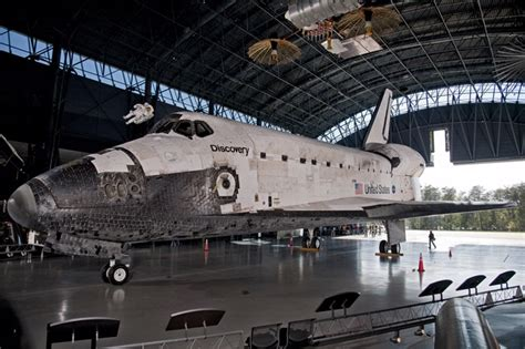 Welcome Space Shuttle Discovery