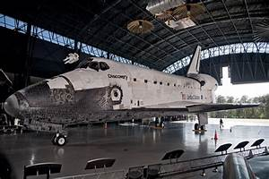 Welcome Space Shuttle Discovery!