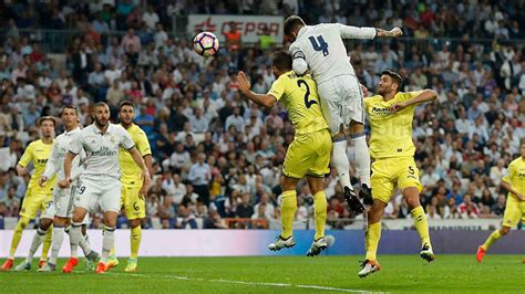 Confirmado el árbitro del Real Madrid - Villarreal