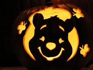 The True Disney Fan  Pumpkin Carving With A Disney Flair