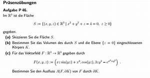 Taylorpolynom Berechnen : volumenintegral paraboloid mathelounge ~ Themetempest.com Abrechnung