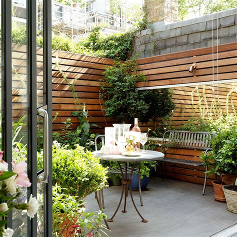 Outdoor Patio Garden by Pretty Patio Ideas For Every Garden Space Interior4you