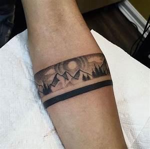 Tattoo Armband Handgelenk : 25 best ideas about armband tattoo on pinterest band tattoo forearm band tattoos and line ~ Frokenaadalensverden.com Haus und Dekorationen